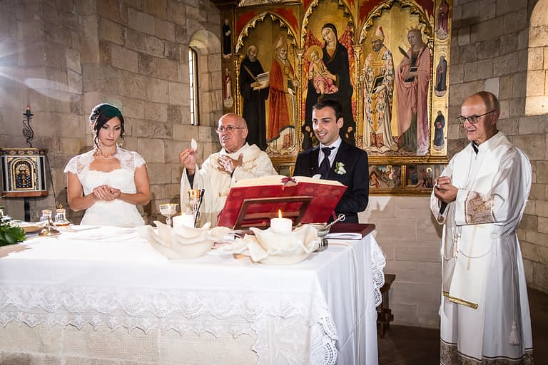 Matrimonio Giovanna e Matteo